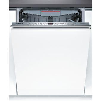 Máquina de Lavar Loiça Bosch SBV46KX01E 13 espaços conjuntos A++