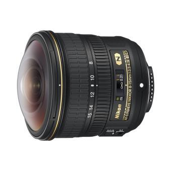 Objetiva Nikon NIKKOR 8-15mm f/3.5-4.5E ED SLR Wide zoom lens Preto