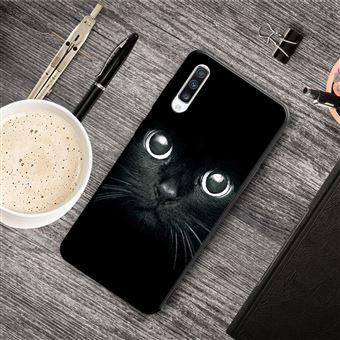 Capa Magunivers para Samsung Galaxy A50 e TPU Impressão Padrão Gato