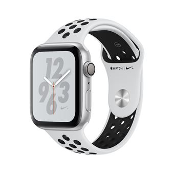 Smartwatch Apple Nike+ Series 4 Prateado