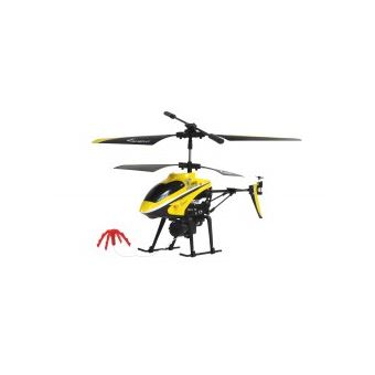 Amewi Firestorm Cargo Ready-To-Fly (RTF) Motor elétrico helicóptero telecomandado (RC) Preto e Amarelo