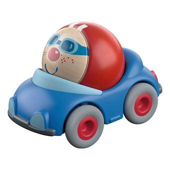 HABA 302039 Plástico brinquedo sobre rodas Azul e Multi cor