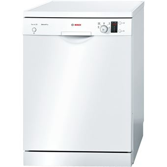 Máquina de Lavar Loiça Bosch SMS25AW07E 12 conjuntos A+