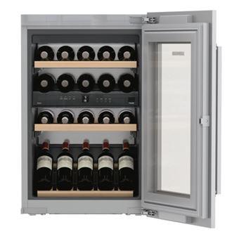 Cave de Vinhos Liebherr EWTdf 1653 Interno Adega de vinho com compressor Cinzento 30bottle(s) A