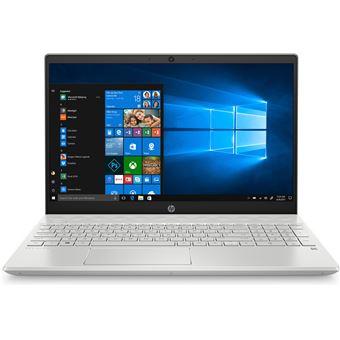 "Portátil HP 15-cs3004ng i7 SSD 512GB 15.6"" Prateado"