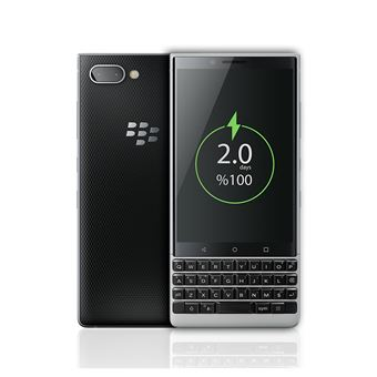 Smartphone BlackBerry KEY2 6GB 64GB  Prateado