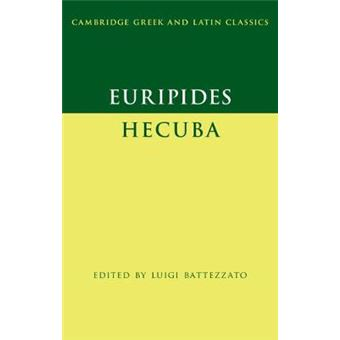 euripides Hardcover