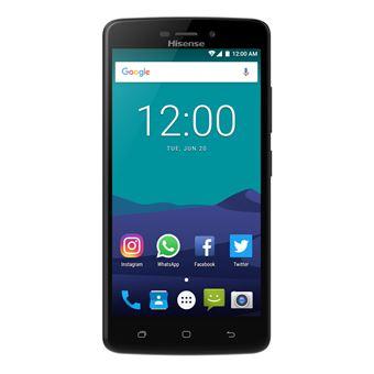 Smartphone Hisense T5 Plus 5.5 Polegadas HD Quad-Core 1.3