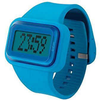Relógio ODM DD125-4 (45 mm) Azul