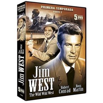 Jim West Temporada 1 Parte 2