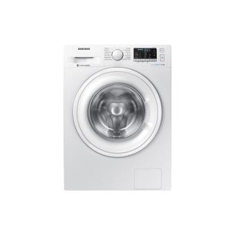 Máquina de Lavar Roupa Samsung WW80J5455DW/EC Isolado Carregamento frontal 8kg 1400RPM A+++-40% Branco