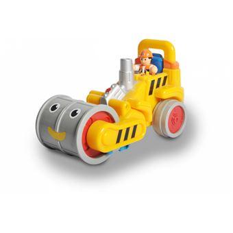 WOW Toys 10302 brinquedo sobre rodas Preto e Cinzento e Vermelho e Amarelo
