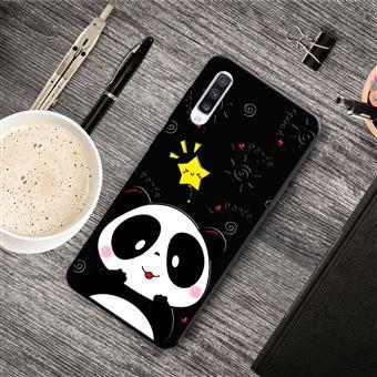 Capa Magunivers para Samsung Galaxy A50 e TPU Impressão Padrão Panda
