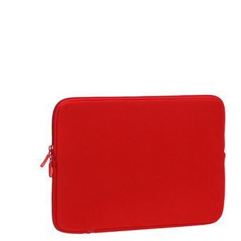 """Rivacase 5123 33,8 cm (13.3"""") Estojo Vermelho"""
