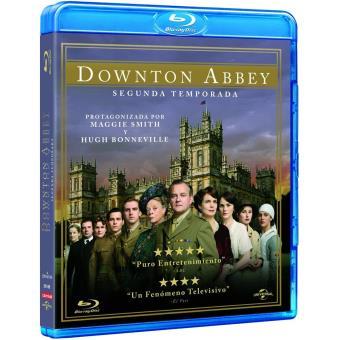 Downton Abbey Temporada 2 Bd