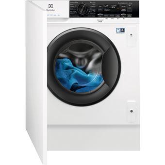 Máquina de Lavar e Secar Roupa Encastrável Electrolux EW7W3866OF 8Kg A Branco