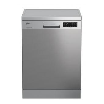 Máquina de Lavar Loiça Beko DFN28423X 14 espaços conjuntos A++
