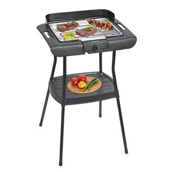 Grelhador/Barbecue Bomann BQS 2244 CB  - Preto