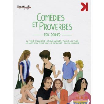 er-comedies et proverbes (6DVD)