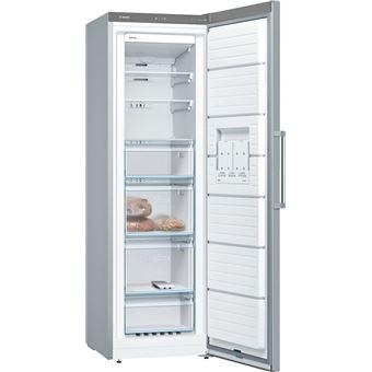 Arca Congeladora Vertical Bosch GSN36VI3P 242L A++ Inox