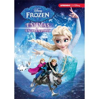 Frozen. enigmas en arendelle aprendo con disney