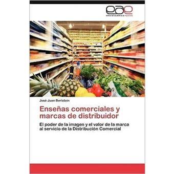 Ensenas Comerciales y Marcas de Distribuidor - Paperback / softback - 2012