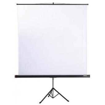 Tela de Projeção Reflecta Tripod AlphaLux 150 x 150cm