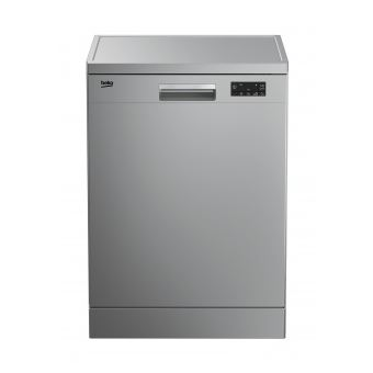 Máquina de Lavar Loiça Beko DFN16410S 14 espaços conjuntos A+