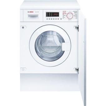 Máquina de Lavar e Secar Roupa Encastrável Bosch WKD28541EE 7Kg B Branco