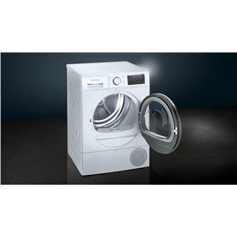 Máquina de Secar Siemens iQ500 WT47URH1ES | 8 Kg | Condensação | A+++ | Branco