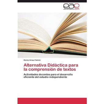 Alternativa Didactica Para La Comprension de Textos - Paperback / softback - 2013