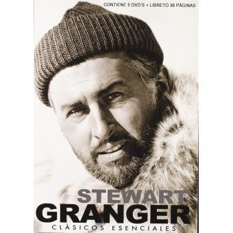 Stewart Granger Clásicos Esenciales (5DVD)