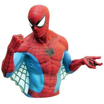 Mealheiro Marvel Spider-Man Bust