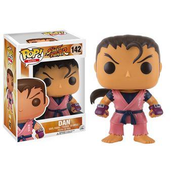 Funko Pop! Street Fighter - Dan Pop 10cm - 142