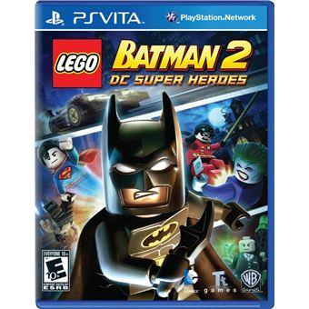 LEGO Batman 2: DC Super Heroes (PlayStation Vita) [importação do Reino Unido]