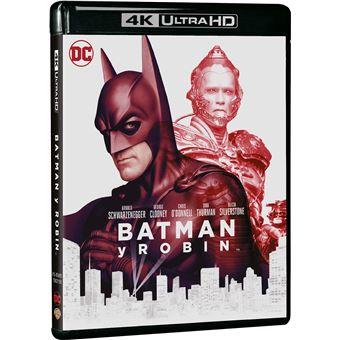 Batman and Robin (4K Ultra HD) / Batman y Robin (2Blu-ray)