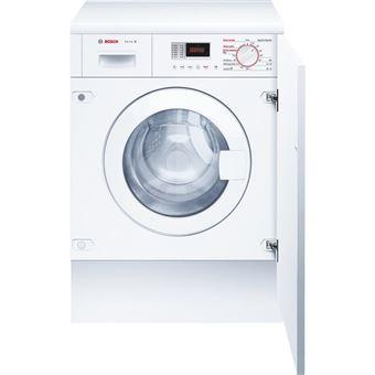 Máquina de Lavar e Secar Roupa Encastrável Bosch WKD24361EE 7Kg B Branco