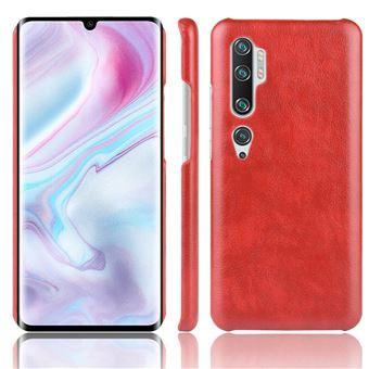 Capa Magunivers | TPU + PU Vermelho para Xiaomi Mi CC9 Pro/Mi Note 10/Mi Note 10 Pro
