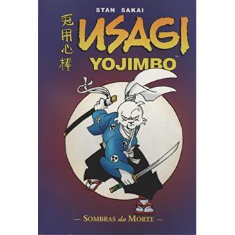 Usagi Yojimbo. Sombras da Morte - Volume 1