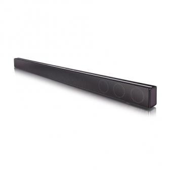 Coluna soundbar LG SJ1 Com fios e sem fios 2.0channels Preto