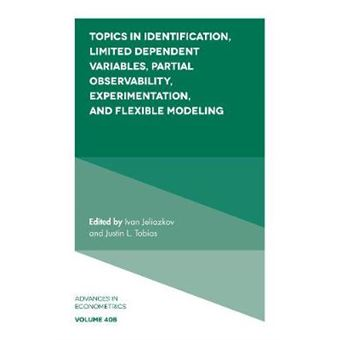 Topics In Identification, Limited Dependent Variables, Partial Observability, Experimentation, And Flexible Modelling