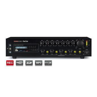 Amplificador PA Fonestar MA-125GU 120W DVD USB