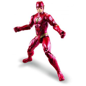 Figura De Ação Mattel Liga Da Justiça - Flash