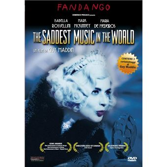 The Saddest Music in the World (DVD)