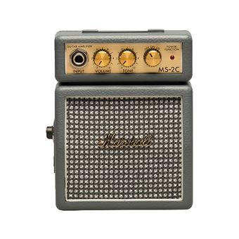 Amplificador de áudio Marshall MS-2C