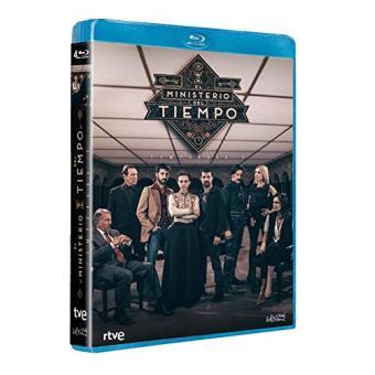 El Ministerio Del Tiempo. 2ª Temporada (5 Bd)