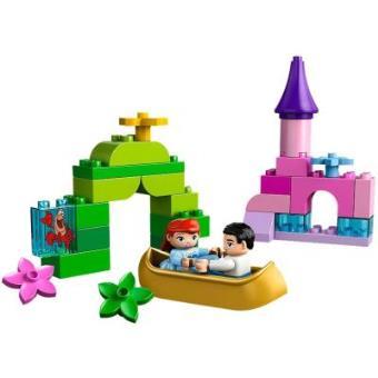 LEGO Duplo Disney Princess 10516 - Passeio Mágico de Barco de Ariel