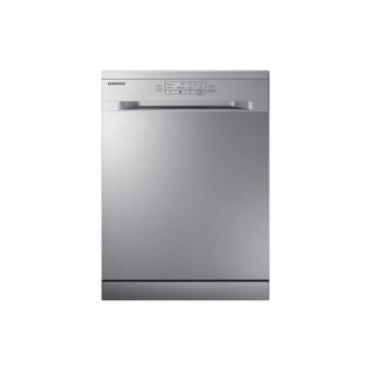 Máquina de Lavar Loiça Samsung Branca DW60M5030FSEC 4Prog Inox A+