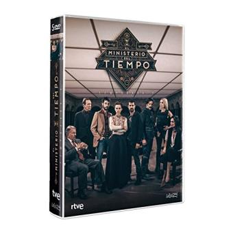 El Ministerio Del Tiempo. 2ª Temporada (7 DVD)