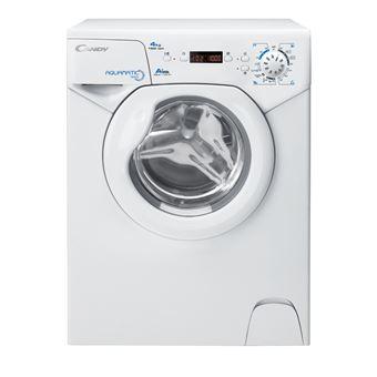 Máquina de Lavar Roupa Carga Frontal Candy AQUA 1142 D1 4Kg A+ Branco